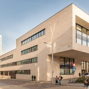 Dirk Boutsgebouw in Leuven