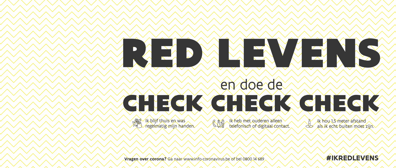 Campagne Ik red levens van de Vlaamse overheid