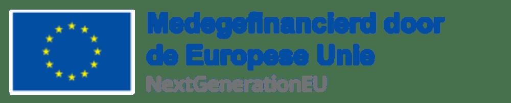 Medegefinancierd door de Europese Unie - NextGenerationEU