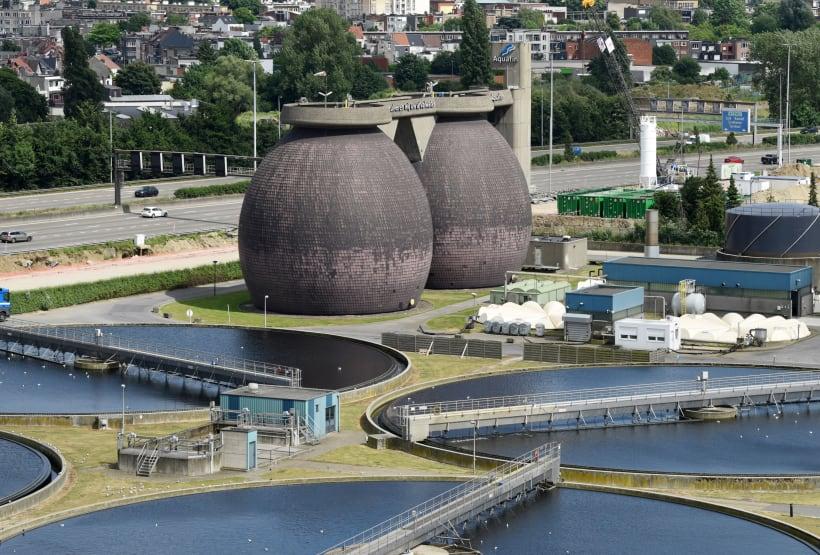Waterzuivering in Antwerpen