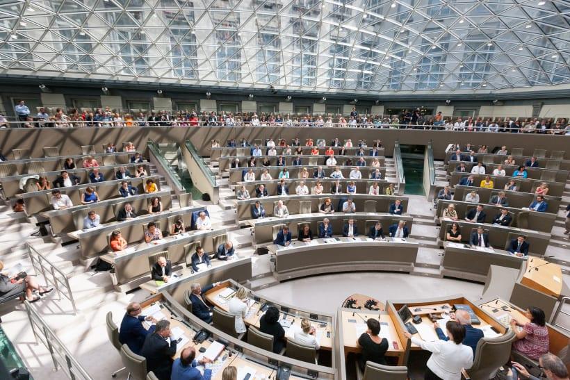 Het Vlaams Parlement
