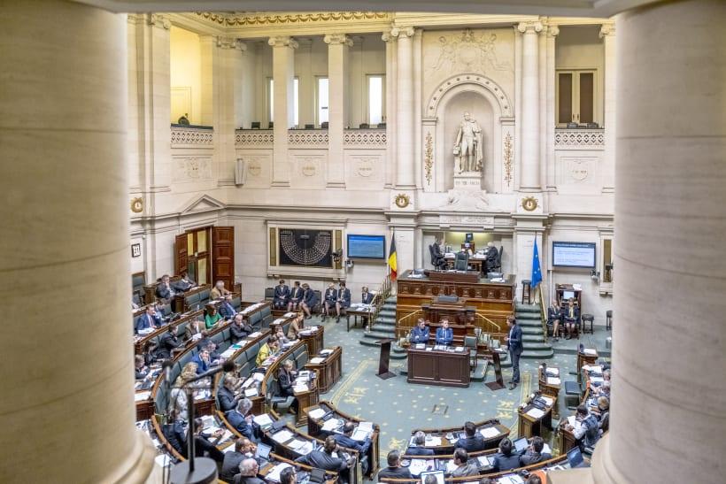 De federale kamer van volksvertegenwoordigers