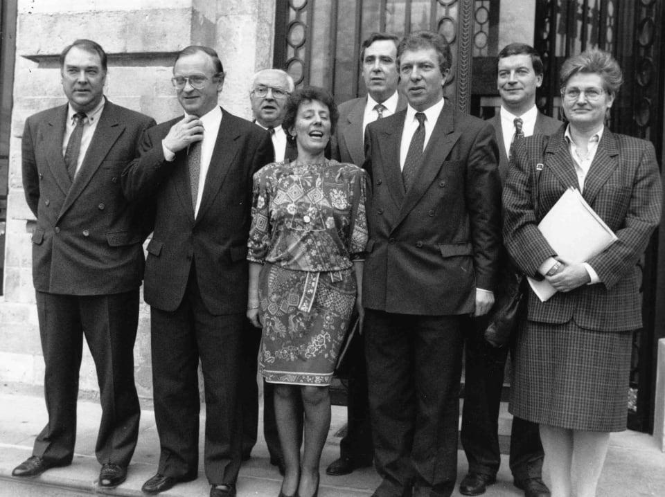 Vlaamse regering Van den Brande II