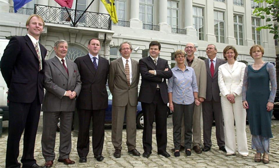 Vlaamse Regering Somers