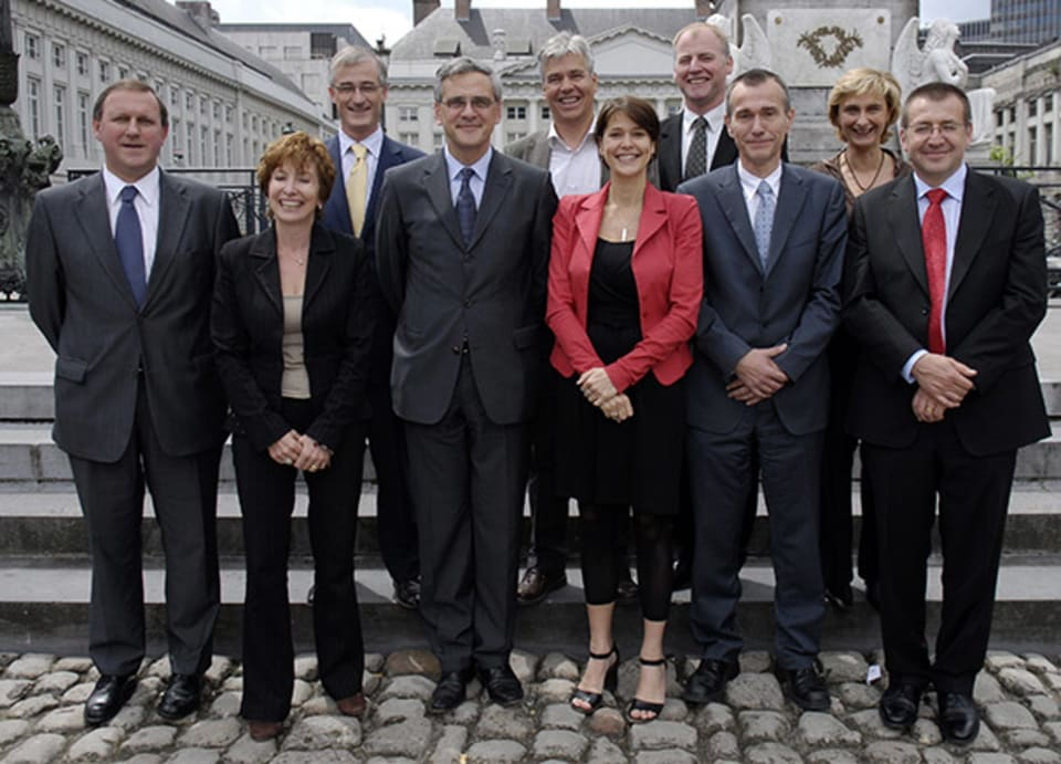 Vlaamse regering Peeters I