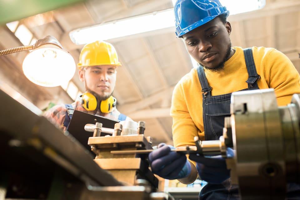 WSE 2020 nieuws foto jonge werknemers hout